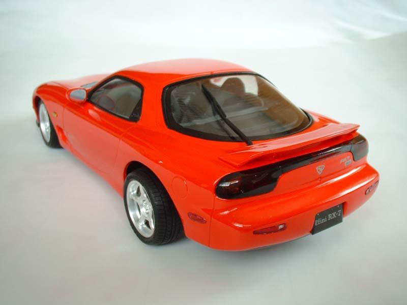 Rx  Model Car